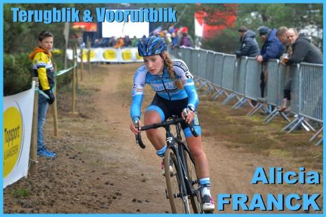 Alicia FRANCK: terugblik op een geslaagd veldritseizoen