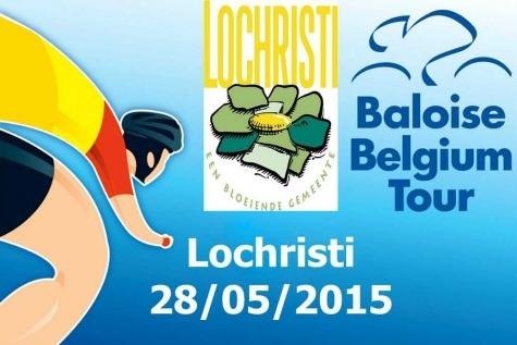 Baloise Tour 2015 Lochristi startplaats