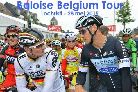 Rit Belgium tour 2014 Baloise