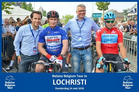 Baloise Tour Lochristi 2018