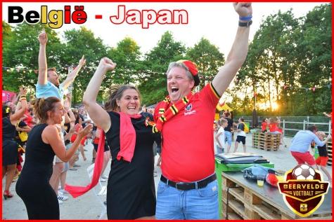 Beervelde voetbalt WK 2018