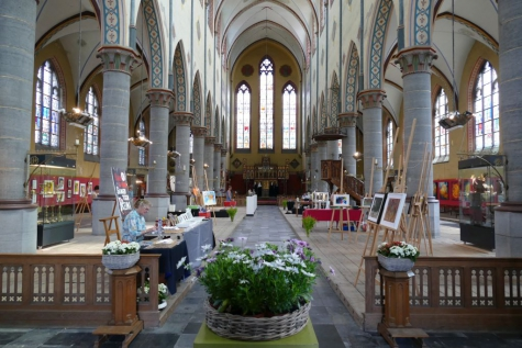 Elisabeth Begijnhofkerk Sint Amandsberg
