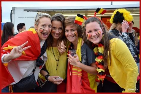 EK België Italië