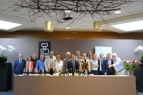 Belgische wijnbouwers 2016 VVS Brugge