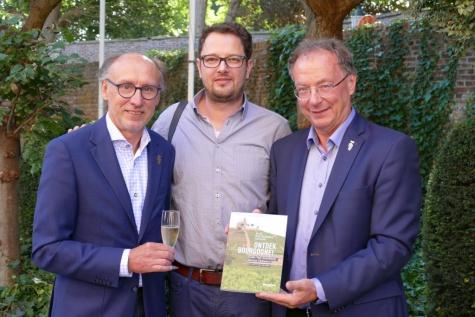 Gido Van Imschoot Jan Crab en Ronny Debaere