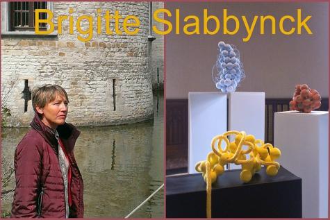 Brigitte Slabbynck keramiek kunst