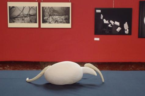 Kunsttentoonstelling in de Begijnhofkerk