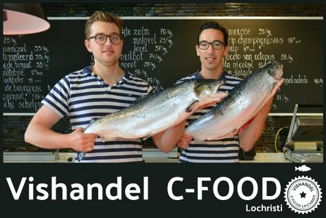 C-Food LOchgristi vis culinair gastronomisch