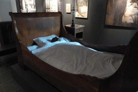 Tentoonstelling Caermersklooster Gent 200 jaar begrafeniscultuur Vlaanderen