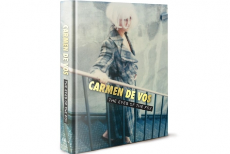 The eyes of Carmen De Vos