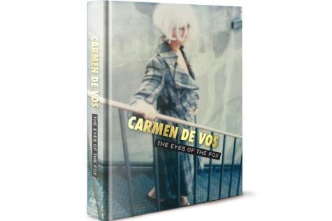 The eyes of Carmen De Vos