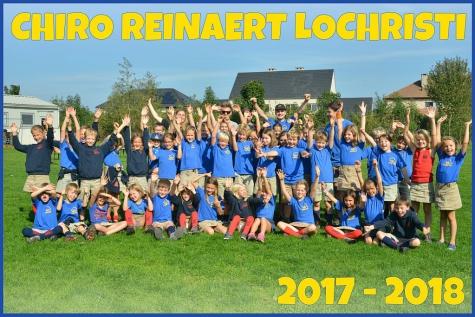 Chiro Lochristi 249 kinderen