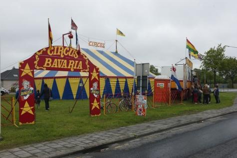 Circus Bavaria komt