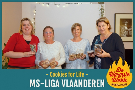 Cookies for Life 2018