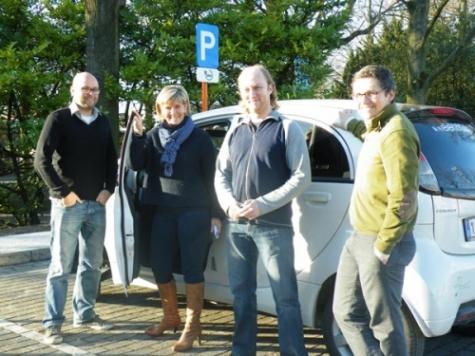 Lokaal Milieuvriendelijk rijden