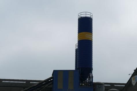 betoncentrale De Wilde Beervelde