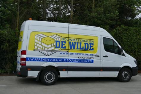 Bouwmaterialen De Wilde Beervelde