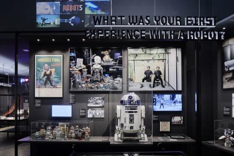 Robots Design Museum