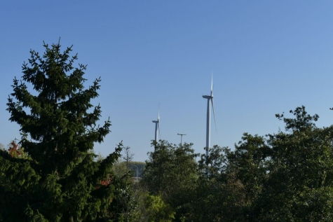 Aandeel windmolenpark interessant