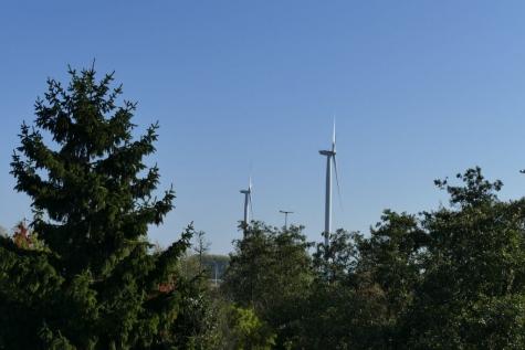 Aandeel windmolenpark interessant