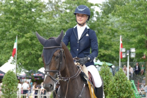 Flanders Horse Event 2016 Jonna Ekberg