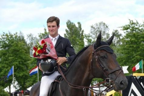 Flanders Horse Event 2016 Constant Van Paesschen