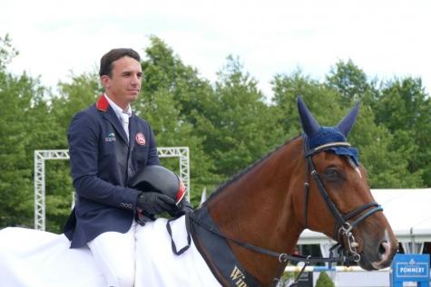 Flanders Horse Event 2016 Maximilian Schmid