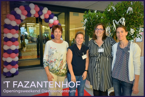Team dienstencentrum t Fazantenhof