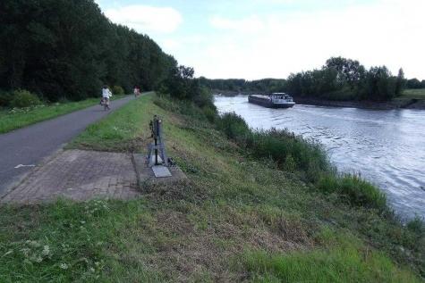 fietszoektocht natuurpunt moervaart zuidlede