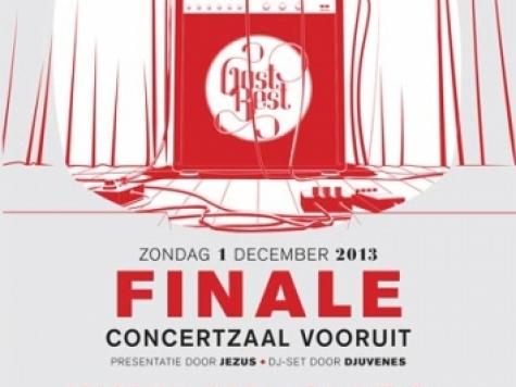 Oost.Best finale in Gent