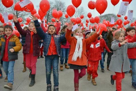 3 hartenschool bloedonoren GBS Lochristi