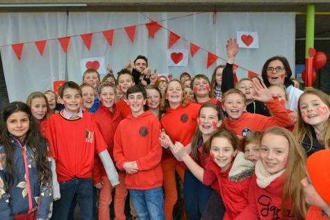 Rode Kruis gmeenteschool Lochristi