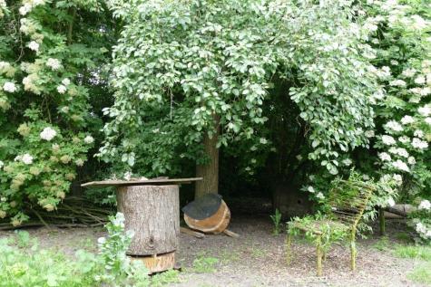 ecologische tuinwedstrijd