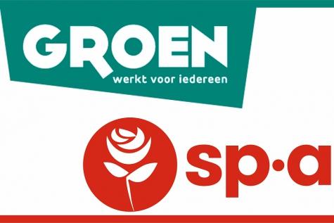 Groen en sp.a in kartel richting gemeenteraadsverkiezingen 2018