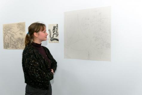 Grote Prijs actuele tekenkunst Hanna Hollevoet