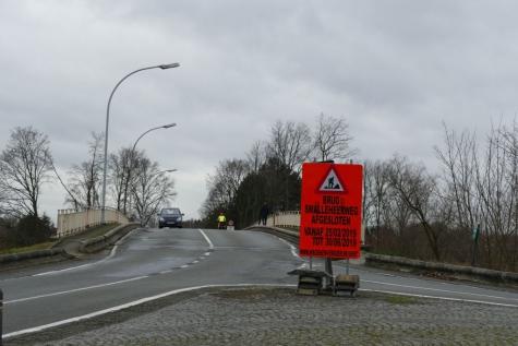 Smalle Heerweg brug R4 Oostakker