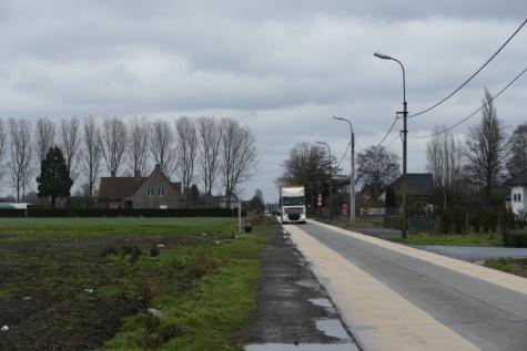 Smalle Heerweg Lochristi Oostakker
