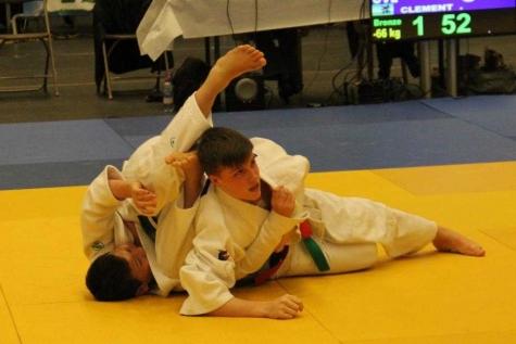 Vlaamse Kampioenschappen Judo Hokkaido