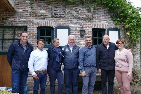 Flanders Horse Event Beervelde 2016