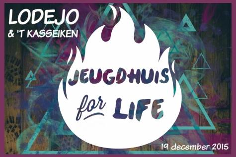 Jeugdhuis Lodejo for life Lochristi