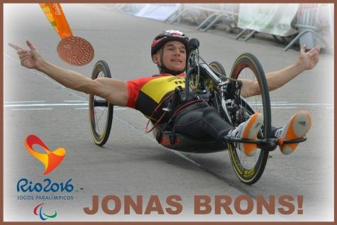 Olympisch Brons voor Jonas Van de Steene