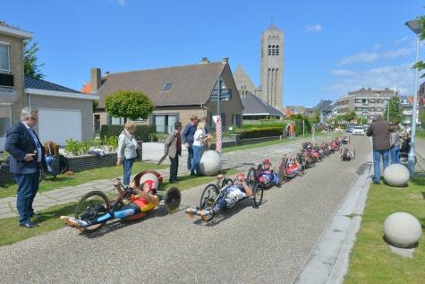 WB Oostende handbike