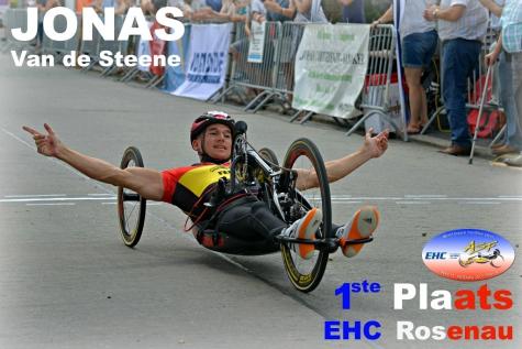 Eerste zege 2017 voor Jonas Van de Steene