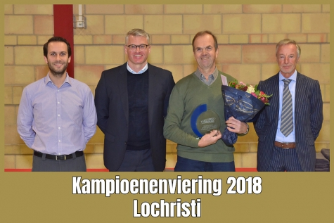 Kampioenenviering - Sportverdienste 2018 Lochristi