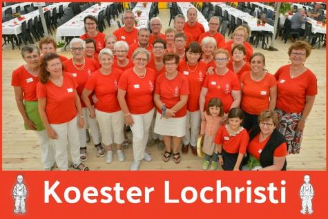 Tien jaar Koester Lochristi met verjaardagskalender en Willem Vermandere