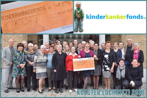 Koester lochristi Cheques 2018