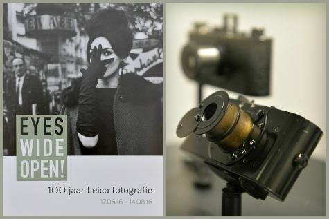"Tentoonstelling ""Eyes wide open' – 100 jaar Leica-fotografie"