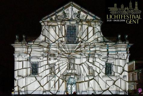 4de editie Lichtfestival Gent 2018