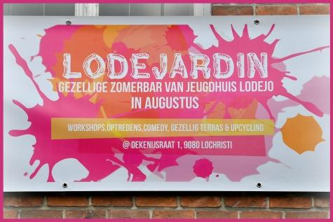 Lodejardin zomerbar JH Lodejo