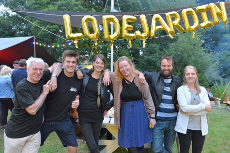 LODEJARDIN, de gezelligste zomerbar van Lochristi!